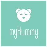 Súgó mackók myHummy ® a baba nyugodt alvása érdekében