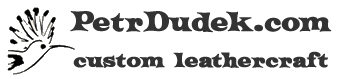 Petr Dudek Custom Leather