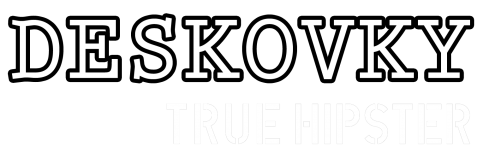 TrueHipster Deskovky