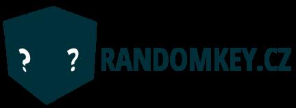 RandomKey.cz - Spoustu titulů za pár kaček.