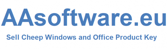 AAsoftware.eu -  Microsoft license for wholesale prices Office Windows