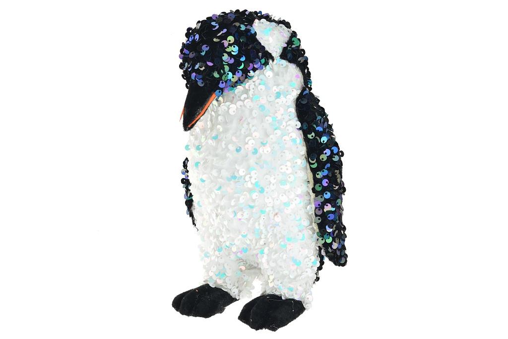 Dekorativní tučňák (22cm)