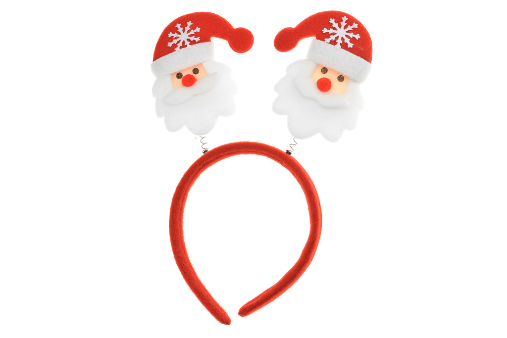 Dětská Vánoční čelenka - Satna