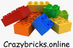 Crazy Bricks - LEGO s láskou...