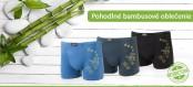 Bambusové oblečenie