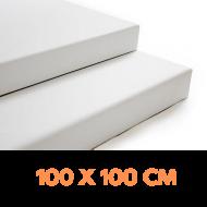 Malířské plátno na rámu 100 x 100 cm 300g/m2