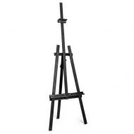 Malířský stojan - akademický EKONOMY černá barva