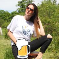Tričko Buldoček - ČB Pivo