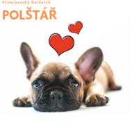 Polštář - Buldoček - Barevná Láska