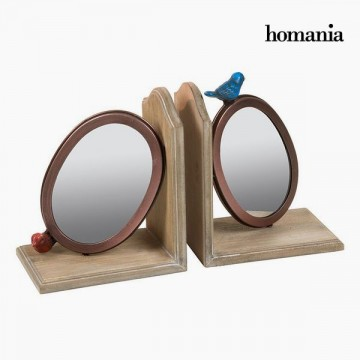 Bookend Jedle Bird (2 pcs) by Homania