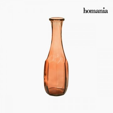 Vase made from recycled glass (13 x 13 x 40 cm) - Pure Crystal Deco Kolekce by Homania