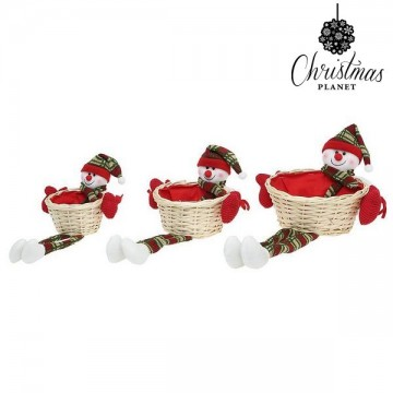 sada košů Christmas Planet 8123 (3 pcs)