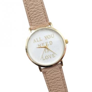 ALL YOU NEED IS LOVE, Hnědá