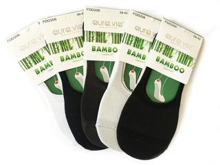 Bambusové pánské ťapky - 43-46 mix barev 2 ks