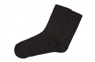 Černé Classic - Bambusové ponožky - 1 pár vel. 39 - 42