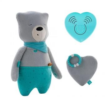 MyHummy šumící medvídek LEON TÁTA + senzor…