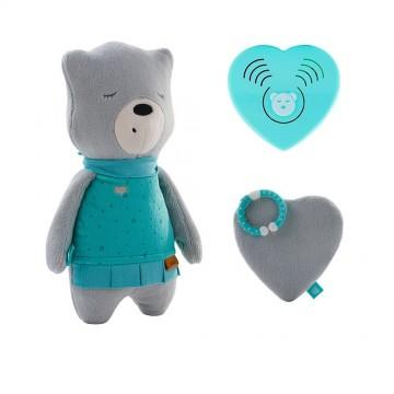 MyHummy šumící medvídek LENA MÁMA + senzor…