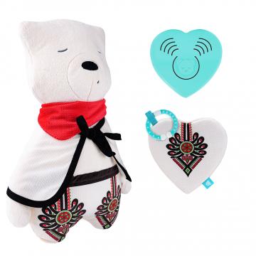 MyHummy šumící medvídek HORAL TÁTA + senzor…