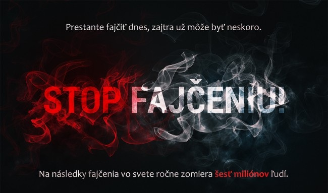 STOP fajčeniu! - Quit Smoking!