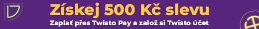 získej slevu 500 Kč
