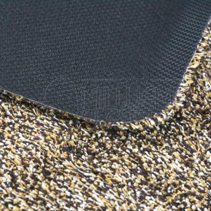 Magická rohožka - pre čistú domácnosť!  Pohltí všetky blato, sneh, brečku, vodu a ďalšie nečistoty z Vašich podrážok alebo zo zvieracích labiek.  Spodná časť rohožky má protišmykový povrch, takže sa nemusíte báť pošmyknutia, rohožka vždy zostane na svojom mieste.