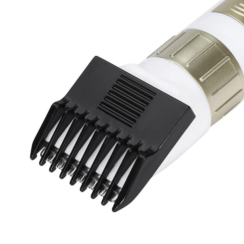 Kemei elektrický zastrihávač vlasov Elektrický, dobíjací zastrihávač vlasov pre mužov.