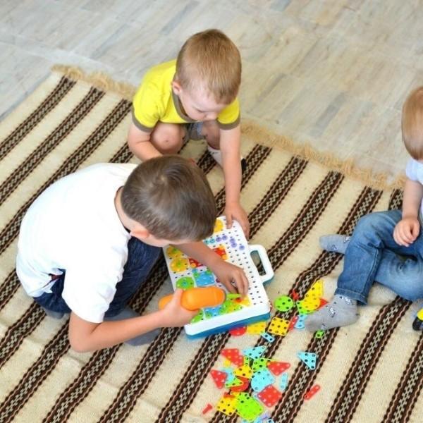 Kreatívna vŕtacia sada Perfektný darček pre vaše dieťa!
