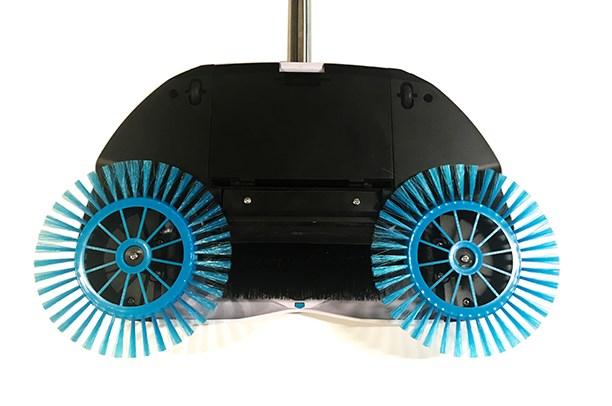 Mechanický zametač - Hurricane Spin Broom