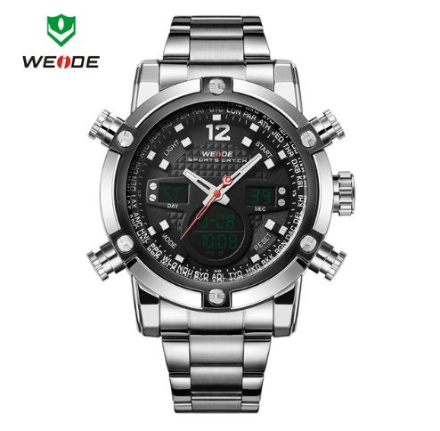 530faed45d9 Pánské hodinky Weide - WH5205 - Bílé