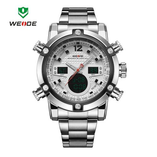2ea47f2da6d Pánské hodinky Weide - WH5205 - Bíločerné