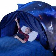 Magický stan na postel - pro klidné spaní dětiček - vesmír + poštovné jen za 1 Kč