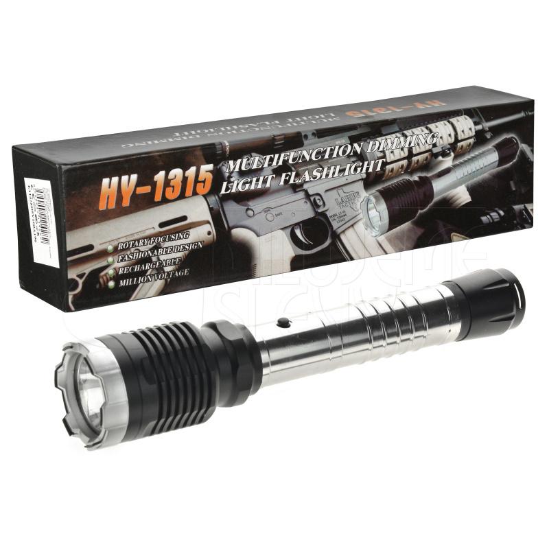 Multifunkční baterka s paralyzérem - HY-1315