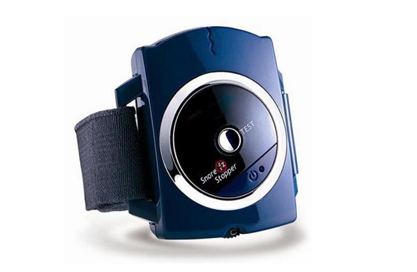 Snore Stopper - hodinky proti chrápání