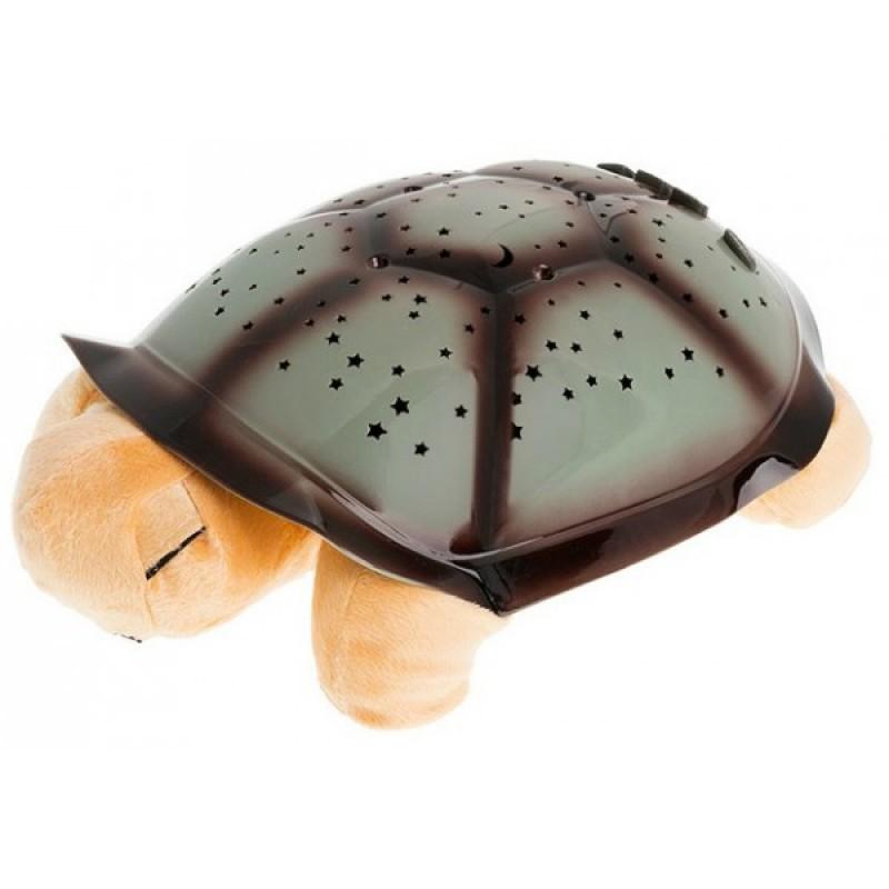 Magická želvička hrající a svítící