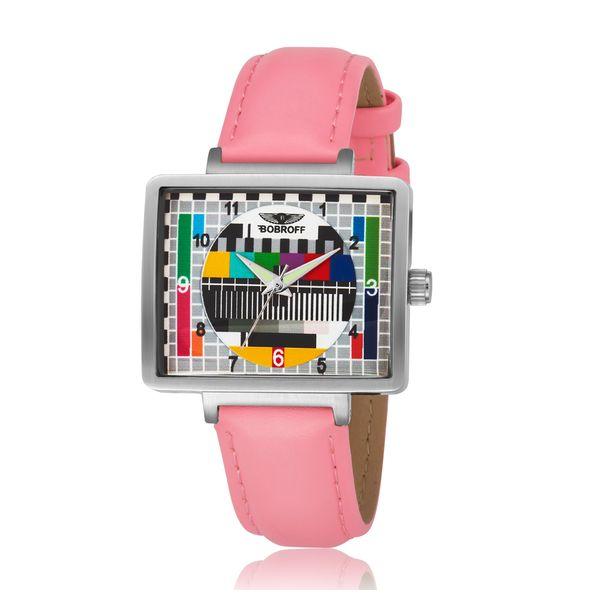 Levně Dámské hodinky Bobroff BF0031CR (36 mm)