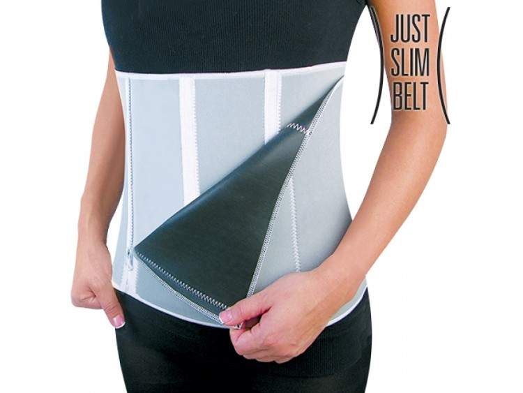 Pás na hubnutí Just Slim Belt se sauna efektem