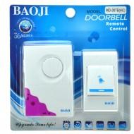 Bezdrátový zvonek Baoji - do zásuvky + poštovné jen za 1 Kč