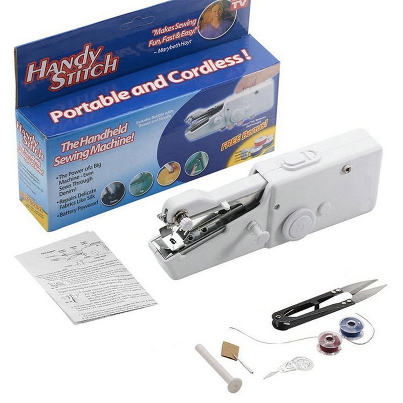 Handy Stitch - ruční šicí stroj