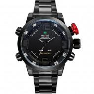 Pánské hodinky Weide Hard - Černo-bílé