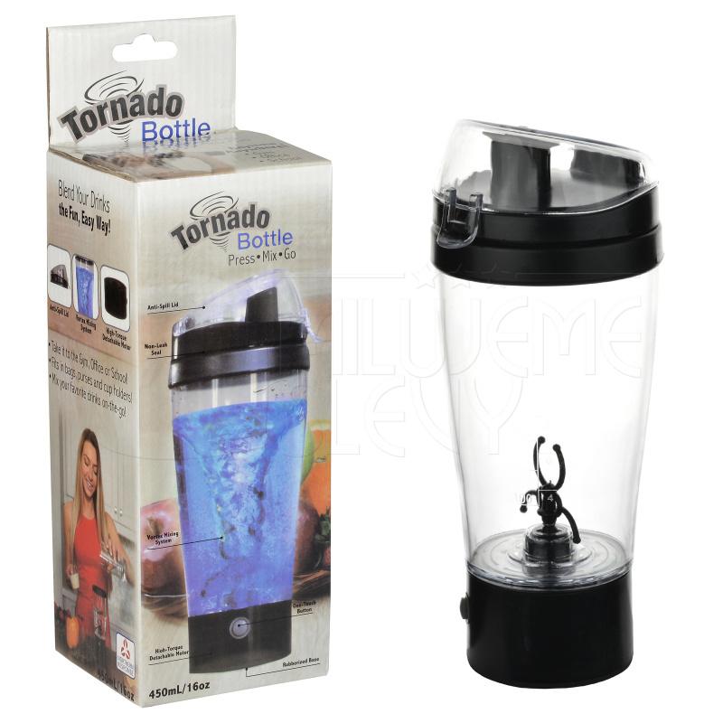 Elektrický shaker - Tornado Bottle