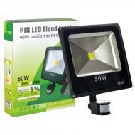 LED závěsné světlo s čidlem - 50W + poštovné jen za 1 Kč