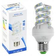 LED žárovka spirálová E27 - 9W + poštovné jen za 1 Kč