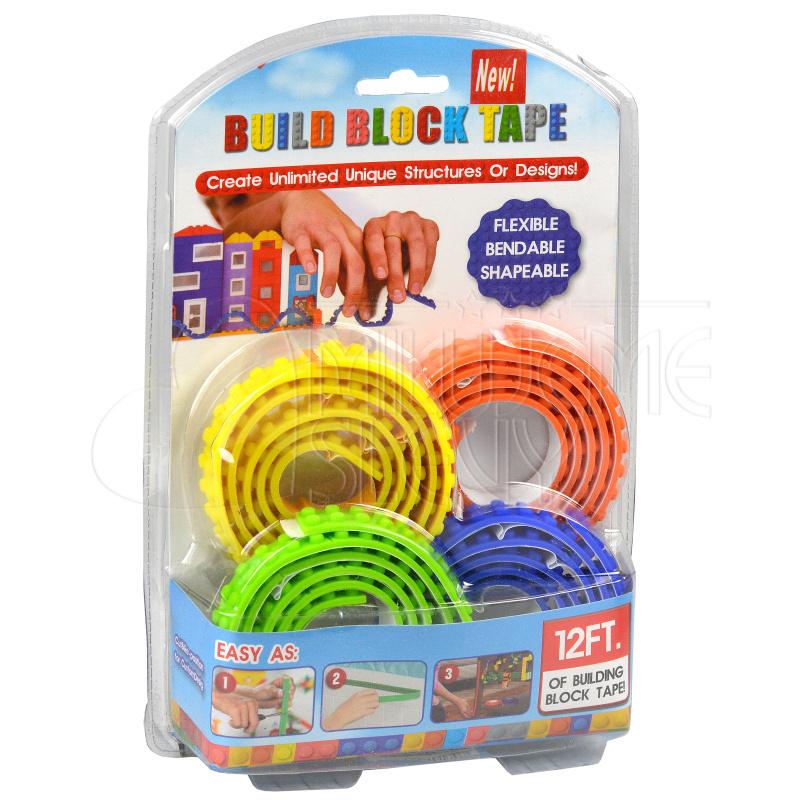 Lego páska - prostor pro kreativitu