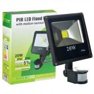 LED závěsné světlo s čidlem - 20W + poštovné jen za 1 Kč