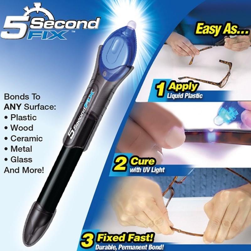 5 SECOND FIX - sada na opravu pevných materiálů