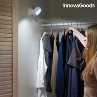 Lampa LED z czujnikiem ruchu InnovaGoods + opłata pocztowa tylko 1 zł