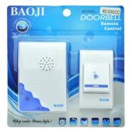 Bezdrátový zvonek Baoji - na baterie + poštovné jen za 1 Kč