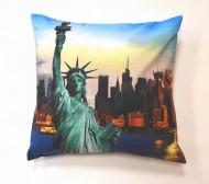3D PÁRNA - NEW YORK + postaköltség csak 1 Ft