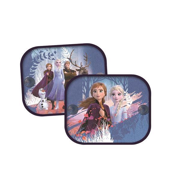 Stínítka do auta 2 ks v balení Disney Frozen II   Velikost: