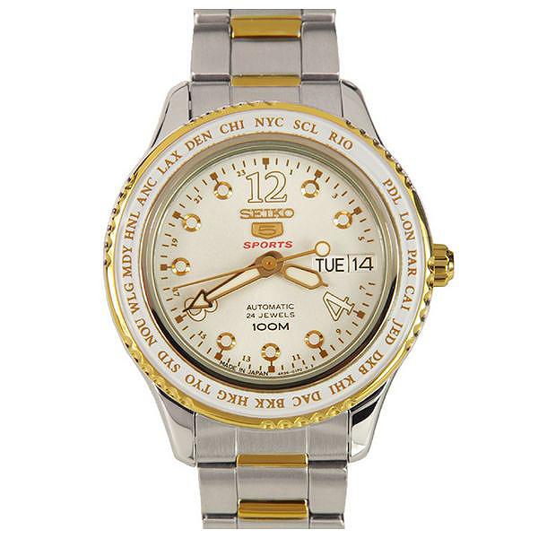 Pánské hodinky Seiko SRP368K1 (34 mm)  3e67132213e